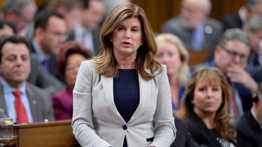 image of Tell Rona Ambrose: We Are Against Sanctions on Iran